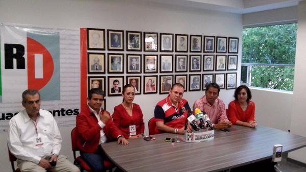 Sufragan candidatos del @PRIAguas