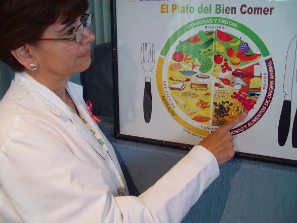 Mala alimentación repercute en enfermedades como diabetes, hipertensión y cáncer infantil