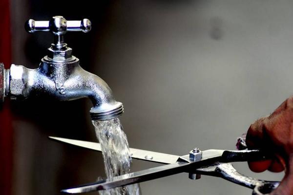 Elimina @Jesus_Maria_ cortes de agua