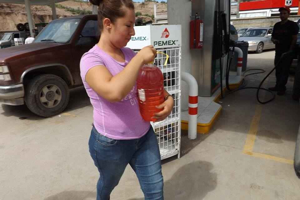 Otra crisis por falta de gasolinas en Aguascalientes