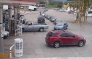 Se intensifica el desabasto de gasolinas en Aguascalientes