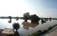 Desborda Río San Pedro en Pabellón de Arteaga