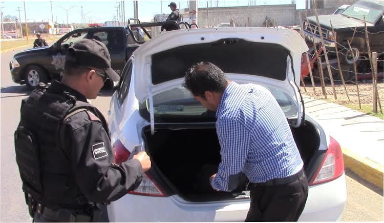 Aumenta 9% el delito del fuero común en Aguascalientes