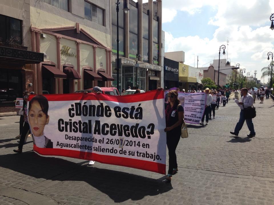 Cristal Acevedo no aparecía porque fue incinerada, detienen a los culpables