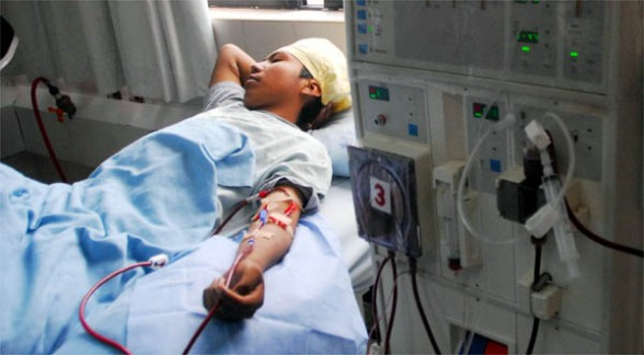 Alarma a la autoridad el número de enfermos con padecimientos renales