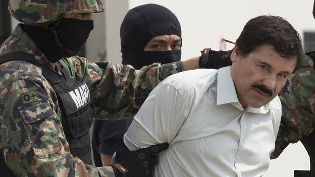 Nueva fuga de El Chapo