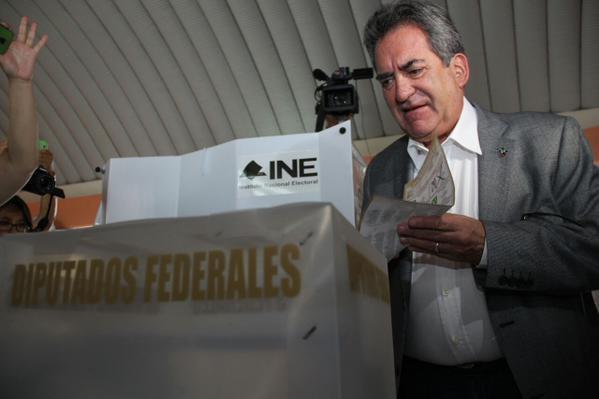 Lozano sabía de votos no contabilizados, pero no era él el indicado para denunciarlo