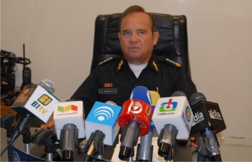 Hidalgo Eddy a la Policía Municipal de Querétaro