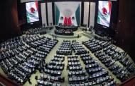 Logran diputados federales de Aguascalientes 2 iniciativas en 3 años