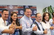 Celebra @GustavoMadero anulación de elección en el distrito 01