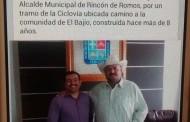 Ventanean al alcalde de Rincón sus colaboradores