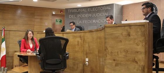 Confirma TEPJF, habrá nueva elección en el distrito 01