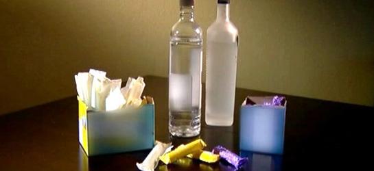 Usan tampones para alcoholizarse en secundarias