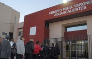 Evidencia DH carencias del CERESO Aguascalientes