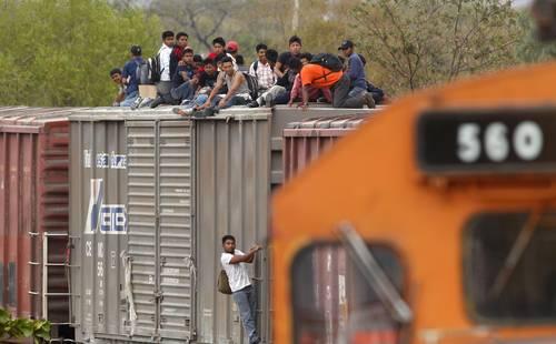 Rescatan en la entidad a 300 migrantes en 7 meses