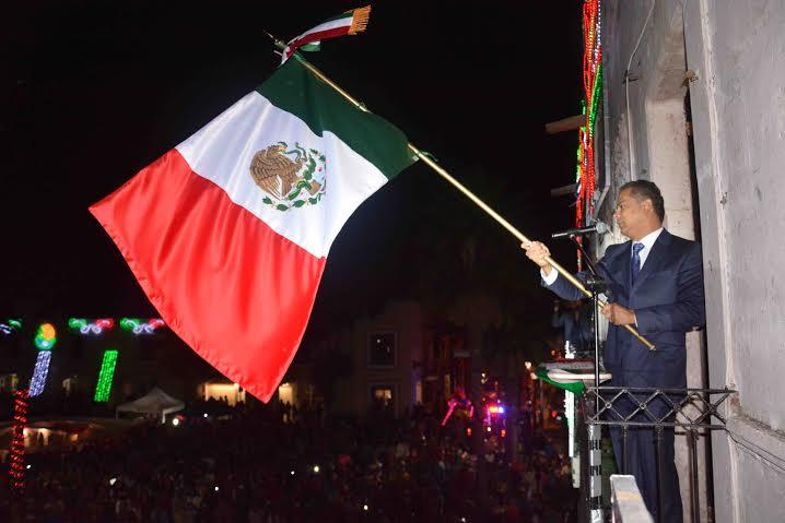 Grito de Independencia en @Jesus_Maria_