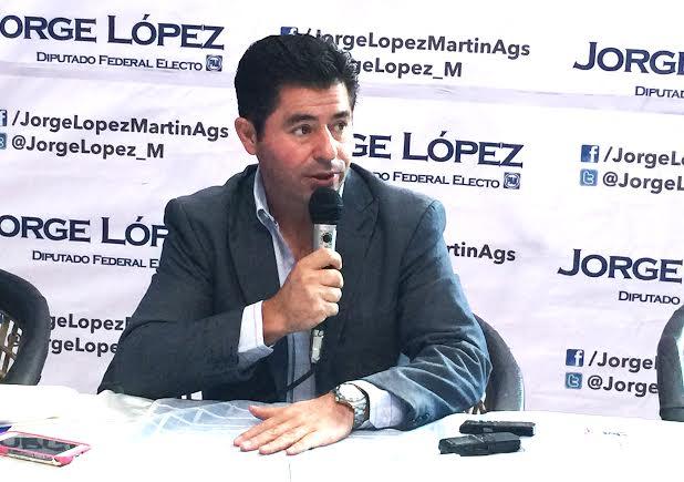 Reprobado @EPN, acusa @JorgeLopez_M