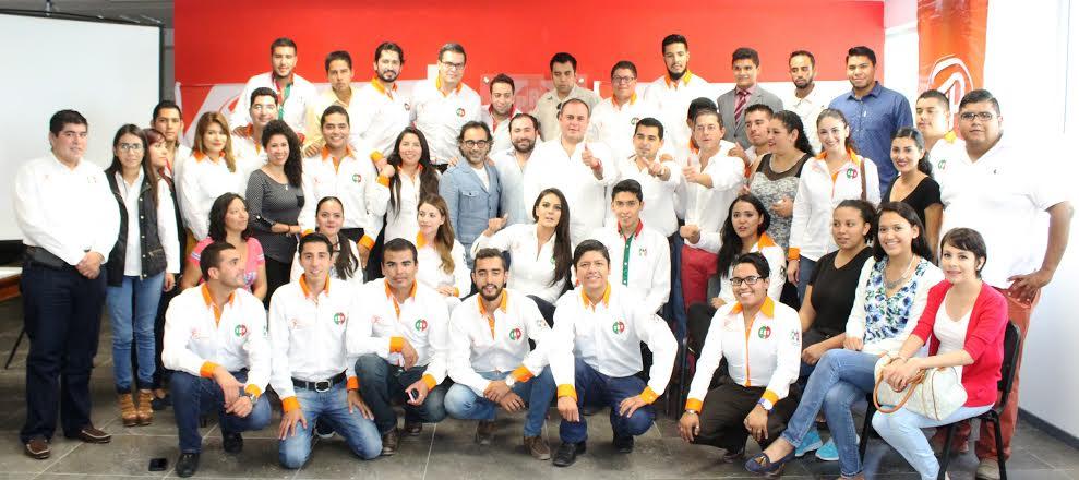 La juventud priista reconoce el trabajo del Gobierno Local: @PacoGuel