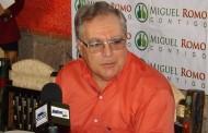 Propone Romo Medina presupuestos indispensables