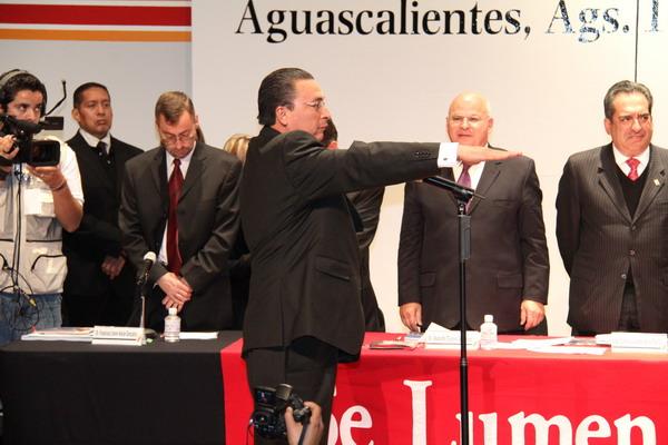 Zermeño sería el verdadero Delfín de Andrade en la UAA