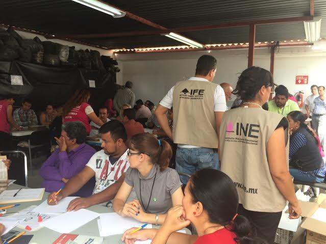 Ordenan al @INEAGS elección extraodinaria el 6 de diciembre