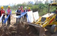 Inicia @MunicipioAgs construcción de puente vehicular al sur de la ciudad