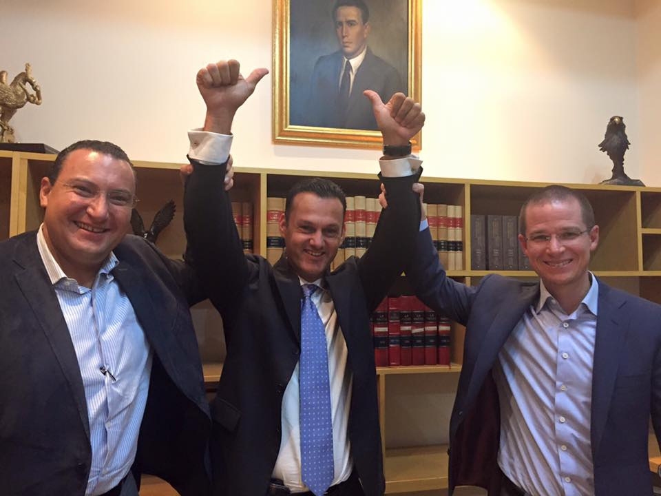 Ratifica CEN panista a Gerardo Salas como candidato