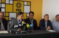Anuncia PRD voto a favor del PT, lanzan exhorto a Morena