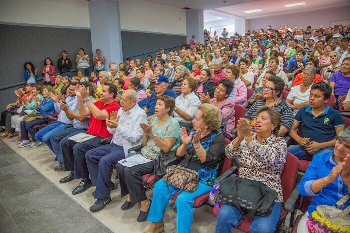 Apadrina «El Maracas» Festival Cultural de Adultos Mayores del @PRIAguas