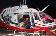 Mendívil: No duerme el sueño de los justos el caso del helicóptero municipal