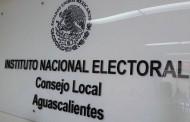 PT y Humanista participarán en la nueva elección: @INEAGS