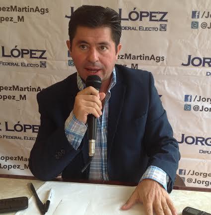 Revisará @JorgeLopez_M actuar del delegado de SCT en Aguascalientes
