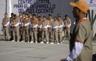 Evidencia la @CNDH al Sistema Penitenciario para Adolescentes de Aguascalientes