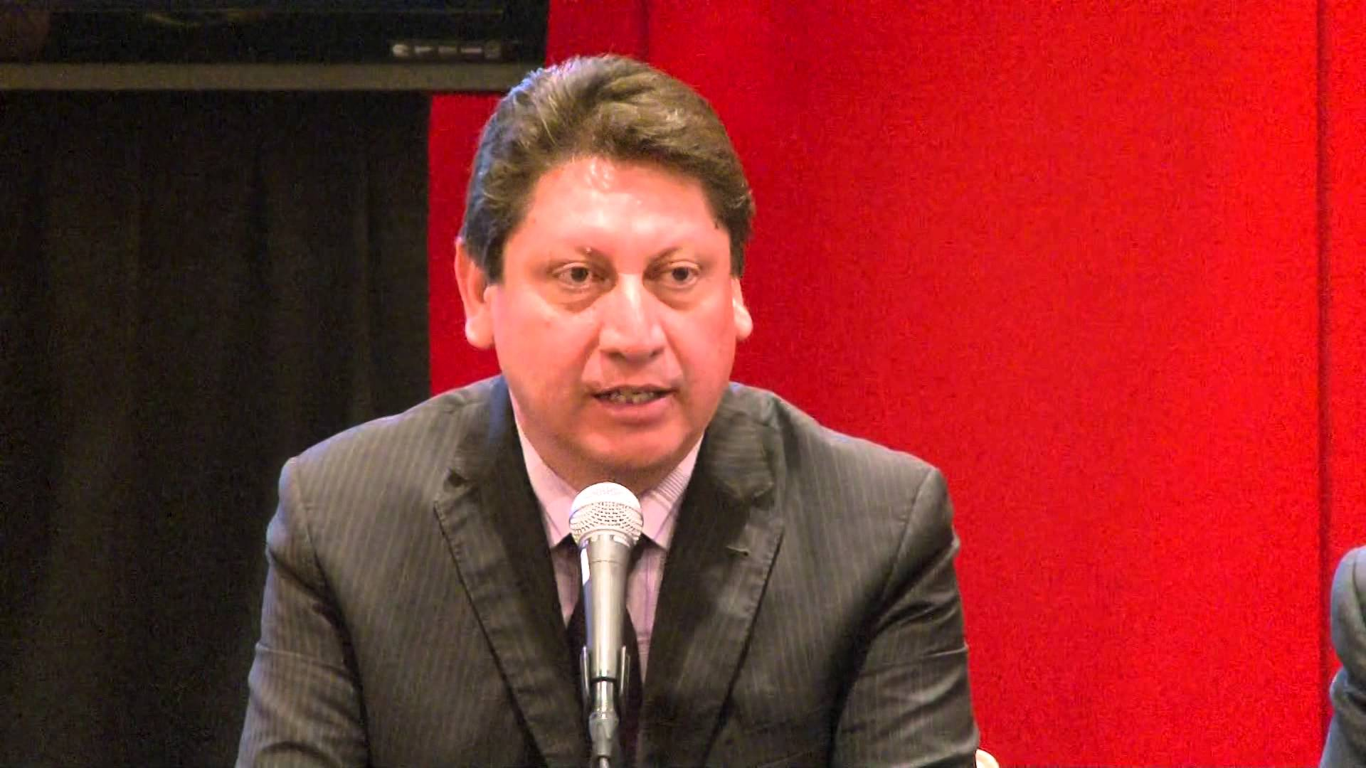 A regañadientes Farías aceptaría la Secretaría General del @PRIAguas