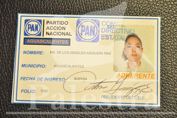 Ex Funcionaria Luis Armandista arremete contra el PAN