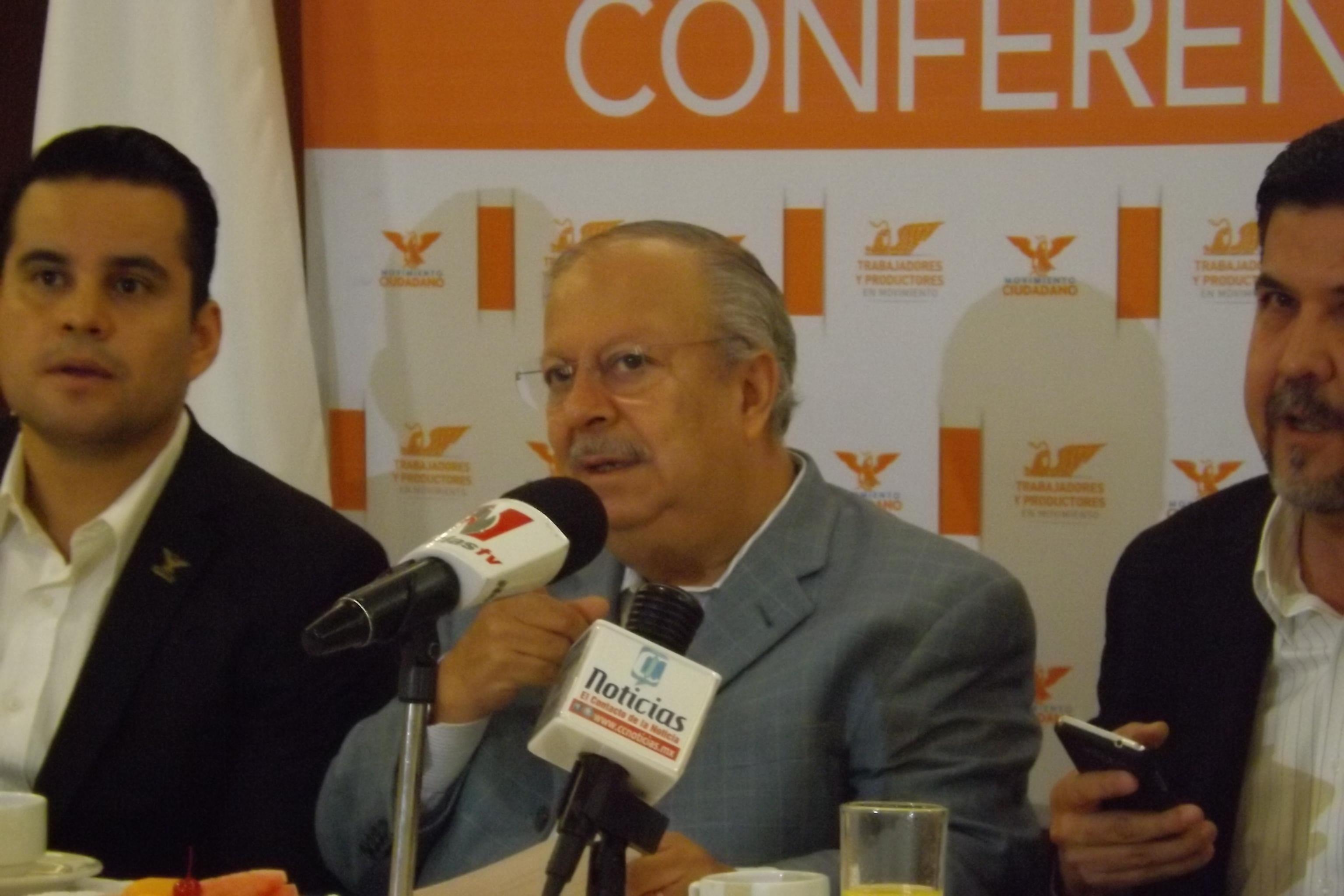Ochoa: El PANAL apuñaló por la espalda a maestros con la Reforma Educativa
