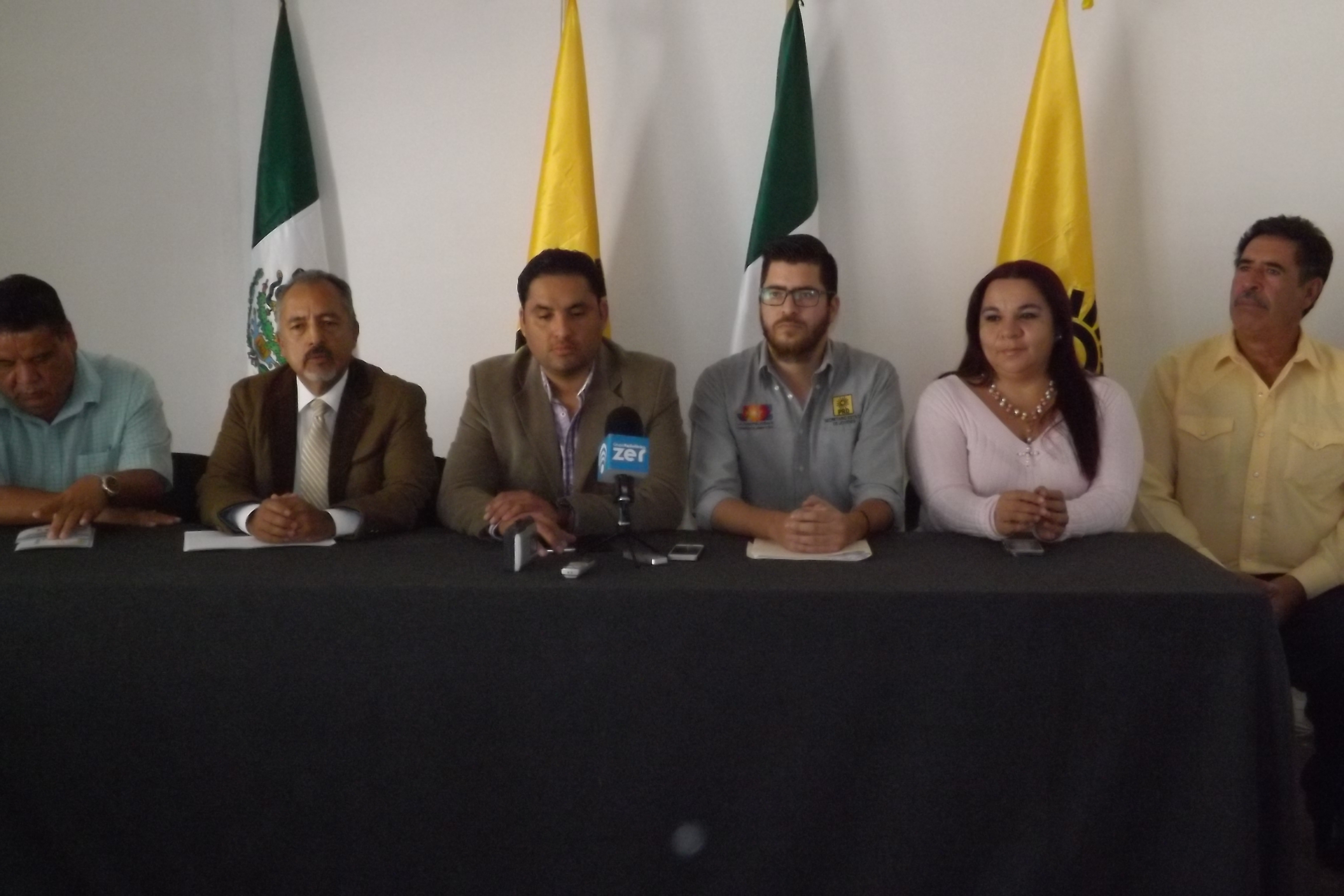 Informe de Lozano fue cierre y apertura de campaña: Nájera
