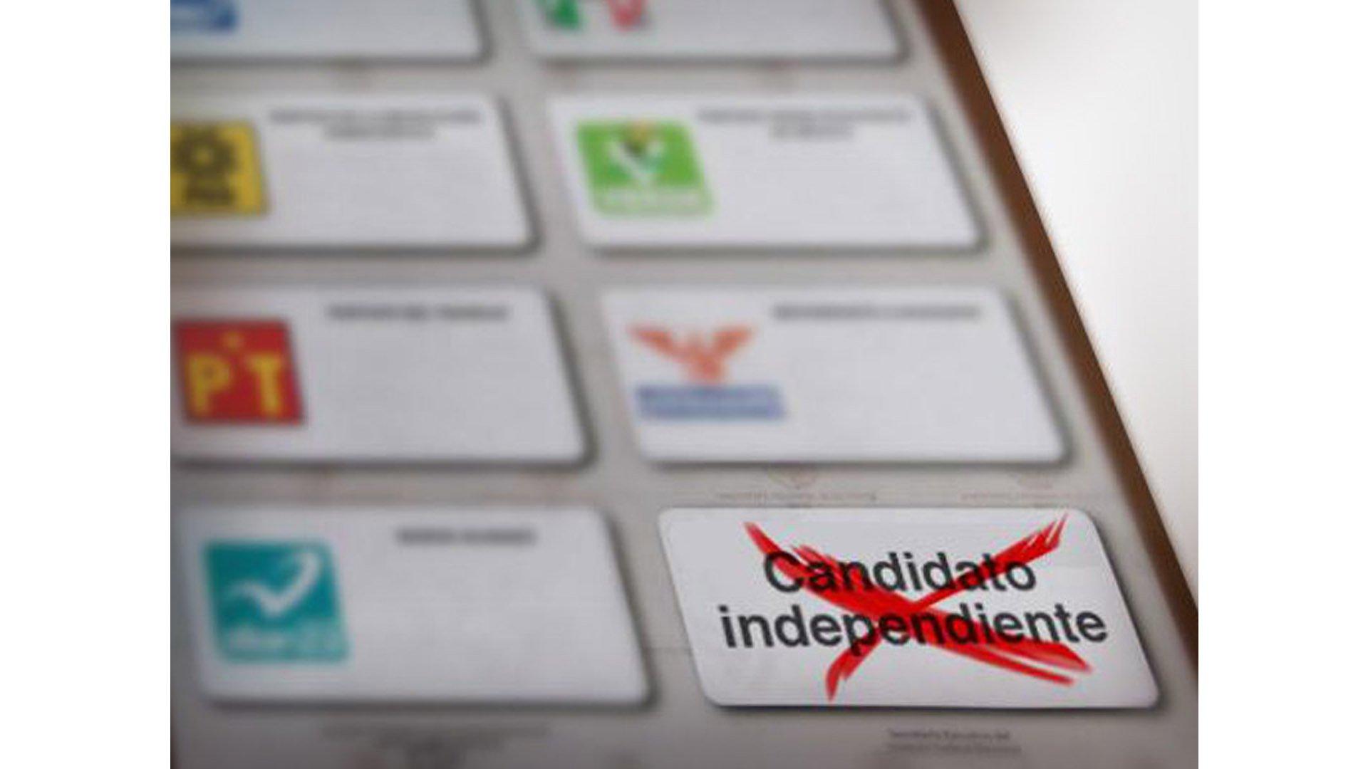 Batea Sala Electoral a los independientes