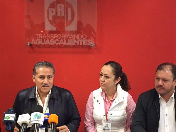 PRI se declara ganador de la elección Extraodinaria con el 3%