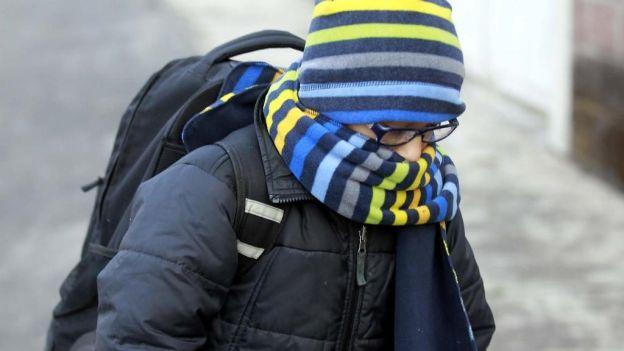 Alerta @pcestatal_ags por descensos de temperaturas