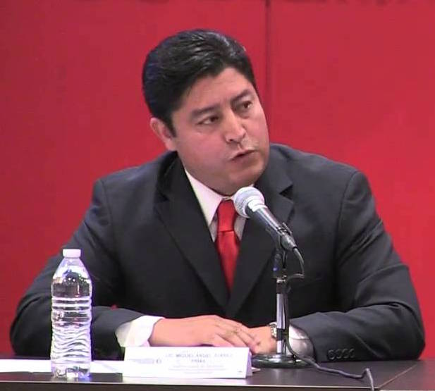 Deja @JuarezFrias el @INEPJA por cargo partidista
