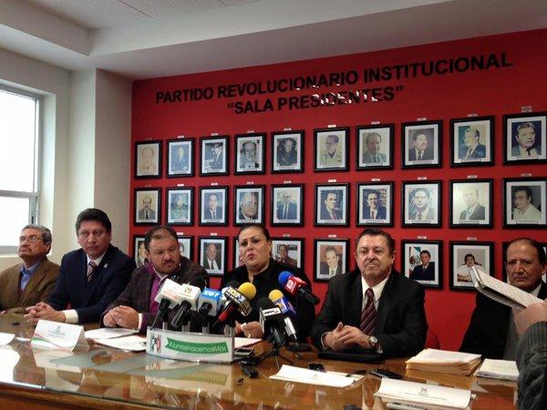El @PRIAguas no ha buscado a Hidalgo Eddy: @Normaesparzacdm