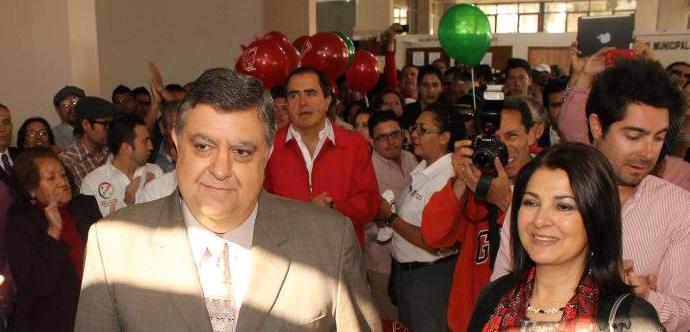 López Velarde a favor de Miguel Romo, critica a los oportunistas