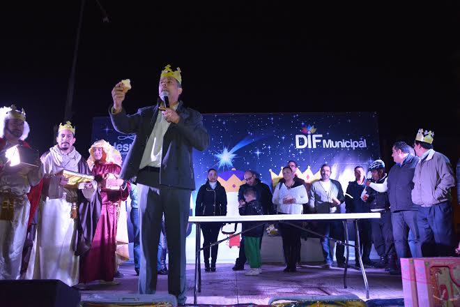 Celebró @Jesus_Maria_ Día de Reyes