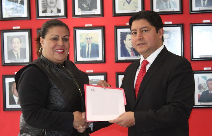Nombran a @JuarezFrias como Secretario de Organización del @PRIAguas