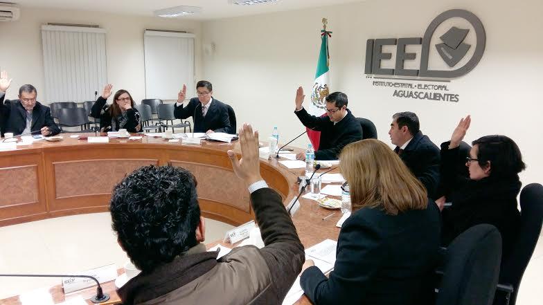 Recula el IEE por culpa de legisladores