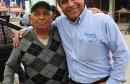 Sigo firme, yo no declino ni me rajo: @AdolfoSuarezR