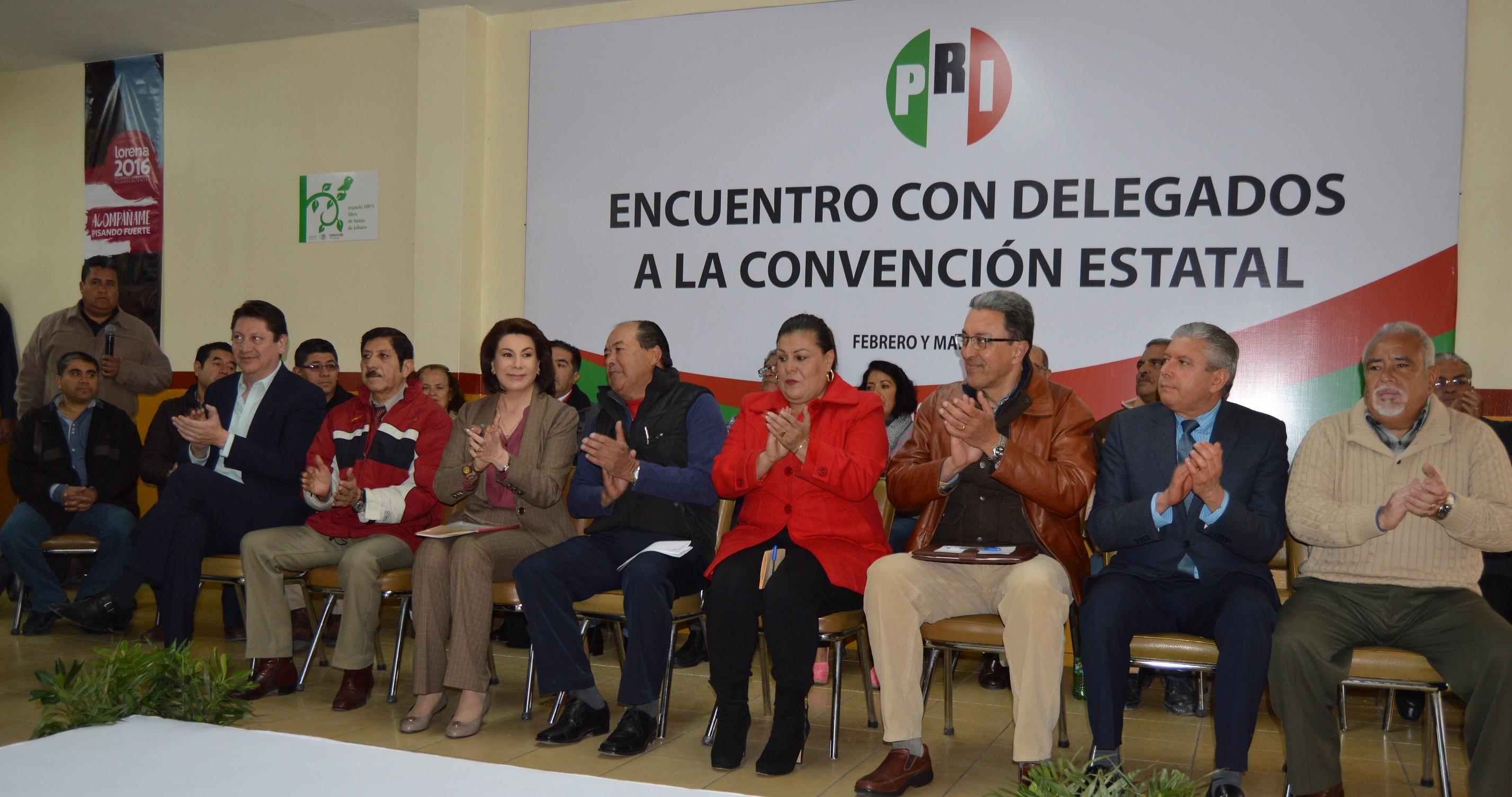Esparza: Ya no hay dedazo en el PRI