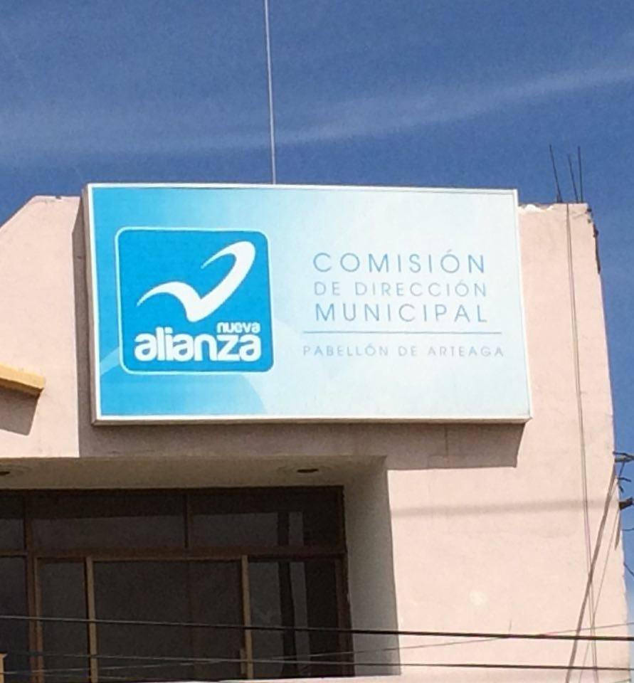 Crisis en el PANAL, renuncia el Presidente del CDM en Pabellón