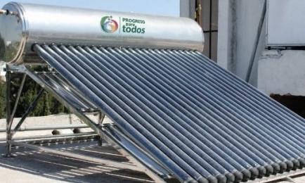Denuncia Diputado Ecologista irregularidades en la entrega de calentadores
